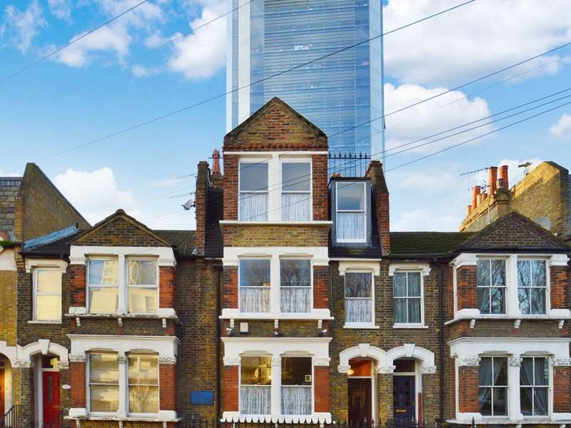 4 Bedrooms Town House for sale in Manchester Road, Canary Wharf E14
