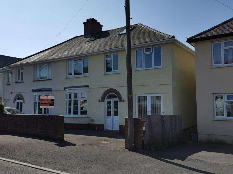 5 Bedrooms Semi Detached House for sale in Park Crescent, Abergavenny