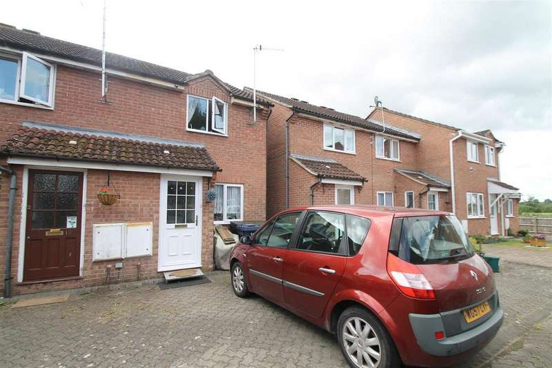 2 Bedrooms End Of Terrace House for sale in Gupshill Close, Tewkesbury