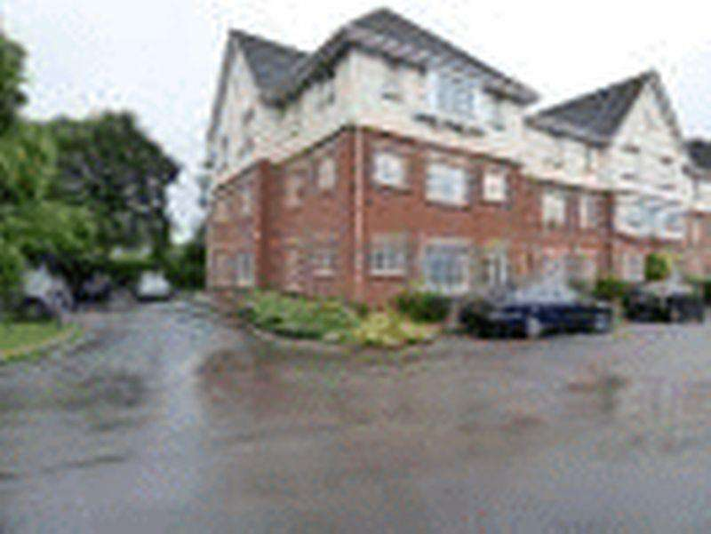 2 Bedrooms Flat for rent in Chilton Court, Liverpool
