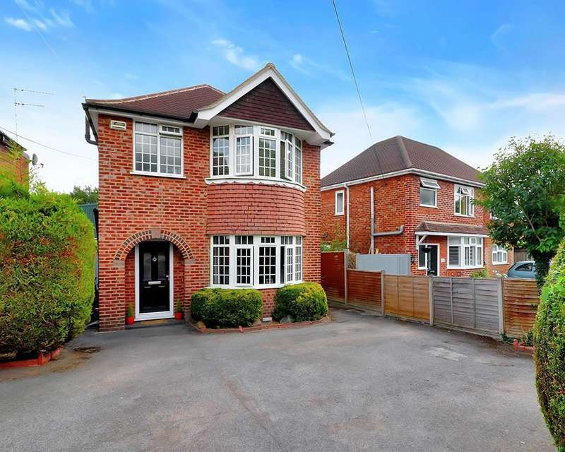 3 Bedrooms Detached House for sale in Wycombe Lane, Wooburn Green, HP10