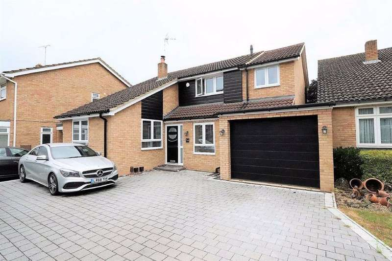 4 Bedrooms Detached House for sale in 54 Harrow Road, Leighton Buzzard