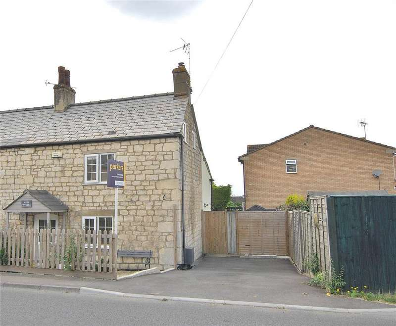 2 Bedrooms Semi Detached House for sale in Gloucester Road, Stonehouse, Gloucestershire, GL10