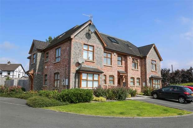2 Bedrooms Flat for sale in Lismore Place, Newtownabbey, County Antrim
