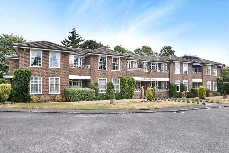 2 Bedrooms Apartment Flat for sale in Hamilton Place, Orchehill Rise, Gerrards Cross, Buckinghamshire, SL9