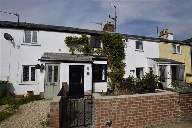 2 Bedrooms Cottage House for sale in Rosehill Terrace, Coltham Fields, CHELTENHAM, Gloucestershire, GL52