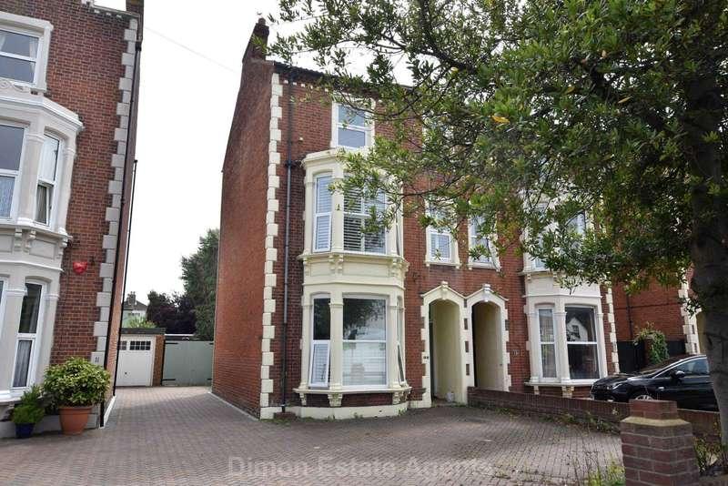 6 Bedrooms Semi Detached House for sale in Bury Road, Alverstoke