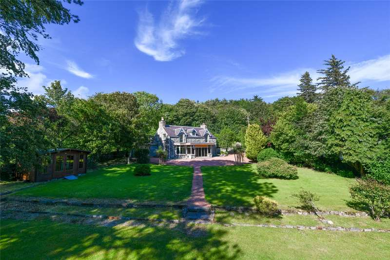 5 Bedrooms Detached House for sale in Craigrannoch, Rockcliffe, Dalbeattie, Dumfries and Galloway, DG5