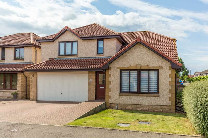4 Bedrooms Detached House for sale in Moffat Walk, Tranent, EH33