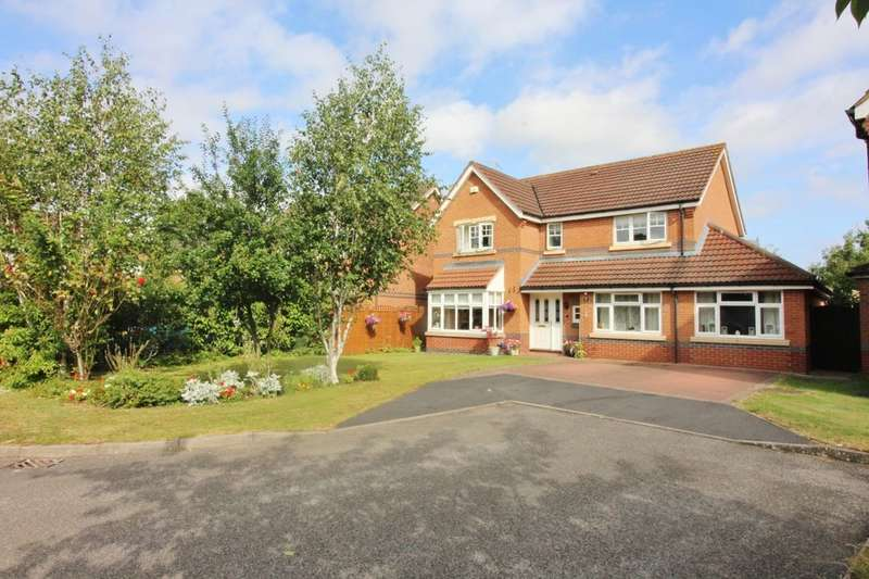 5 Bedrooms Detached House for sale in Jackson Grove, Kenilworth, CV8