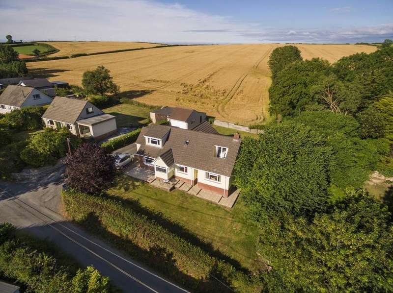 5 Bedrooms Detached House for sale in Goodleigh, Barnstaple