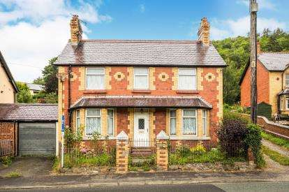 4 Bedrooms Detached House for sale in Pwllglas, Denbighshire, Ruthin, North Wales, LL15