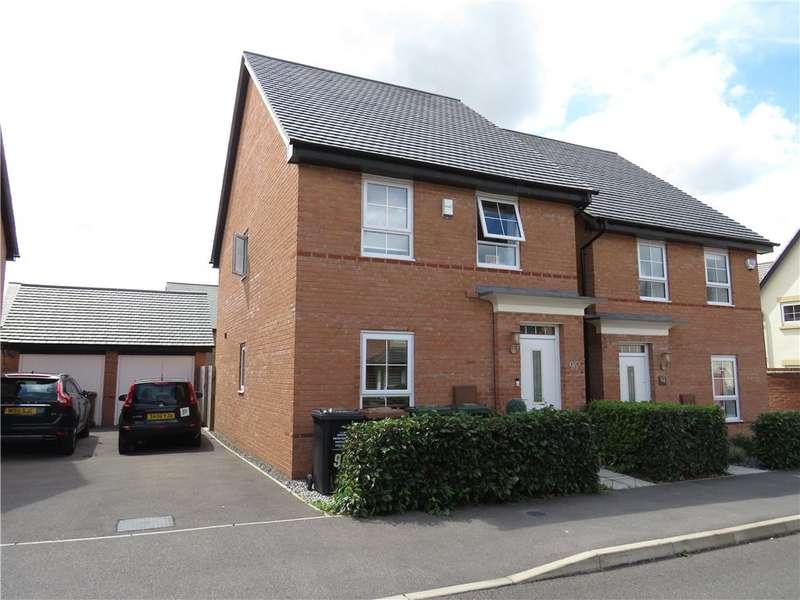 3 Bedrooms Detached House for sale in Merevale Way, Stenson Fields, Derbyshire, DE24