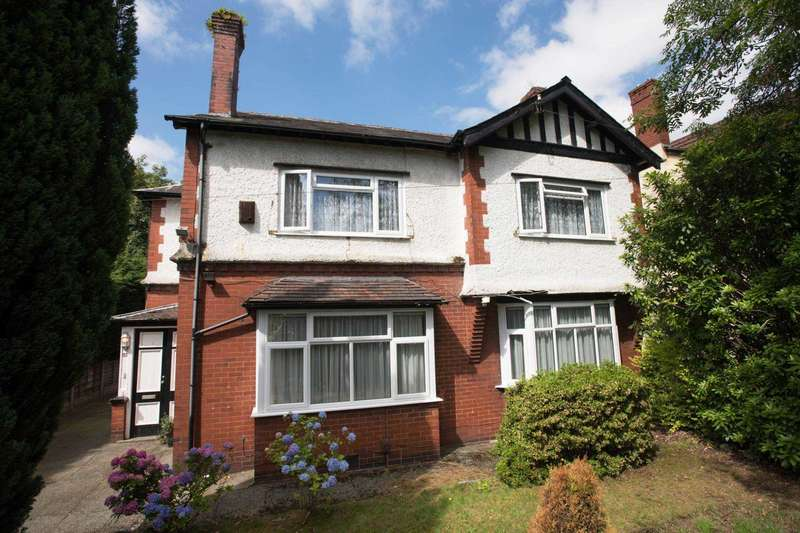 5 Bedrooms Detached House for sale in Waterpark Road, Salford