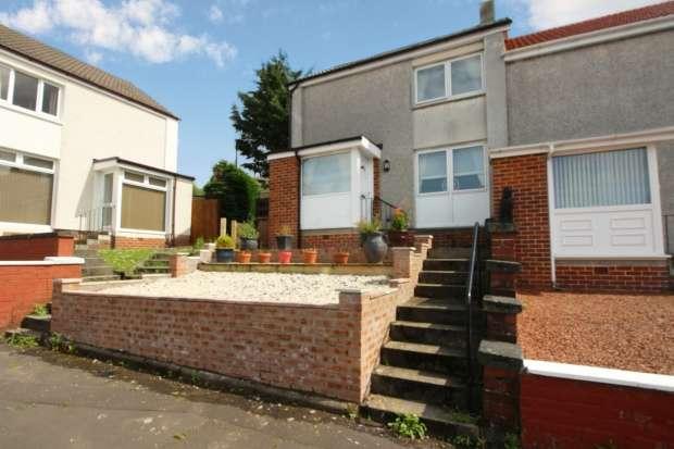 2 Bedrooms Terraced House for sale in Brewlands Drive, Symington, Ayrshire, KA1 5RH