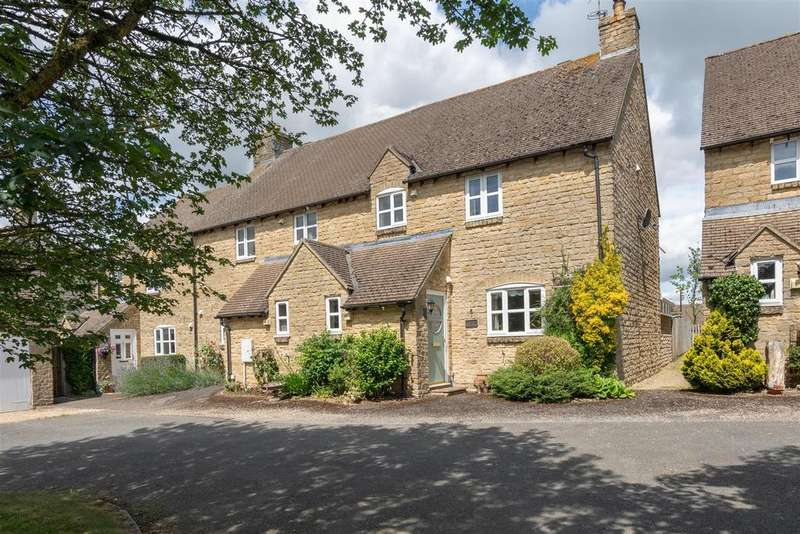 3 Bedrooms End Of Terrace House for sale in Pound Lane, Little Rissington, Gloucestershire