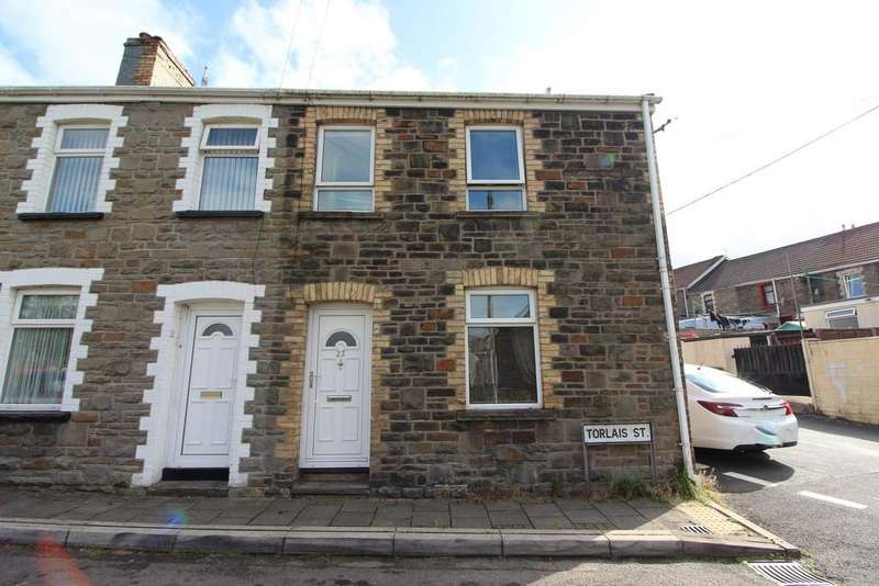 3 Bedrooms End Of Terrace House for sale in Torlais Street, Newbridge