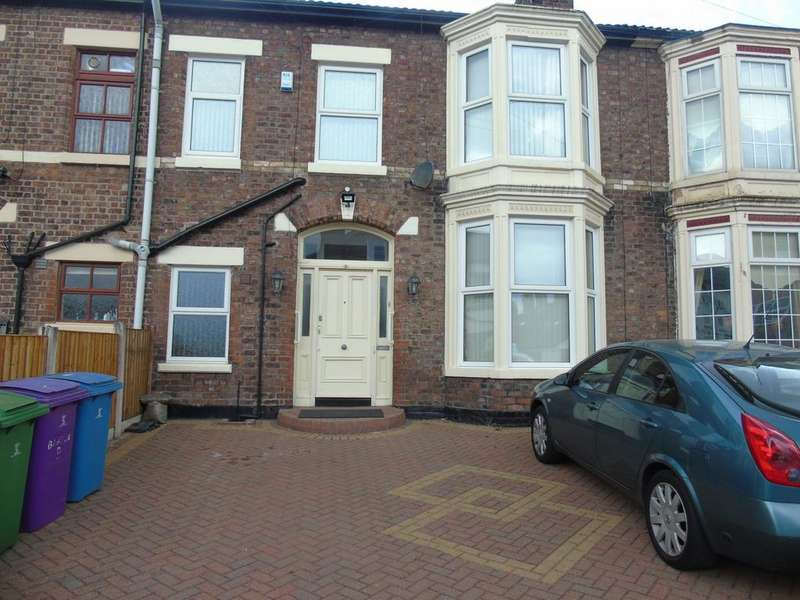 5 Bedrooms House for rent in Barton Road, Walton, L9