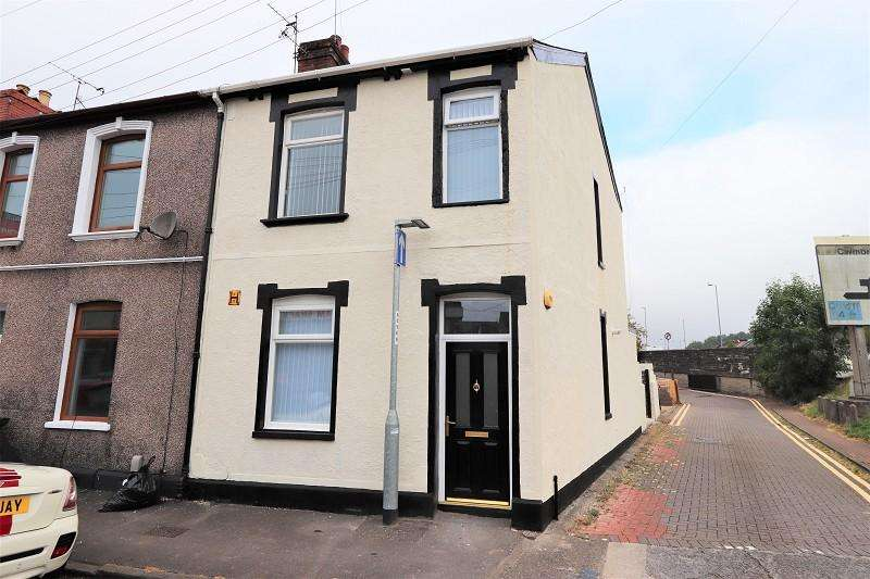 3 Bedrooms Terraced House for sale in Goodrich Crescent, Newport. NP20 5PF