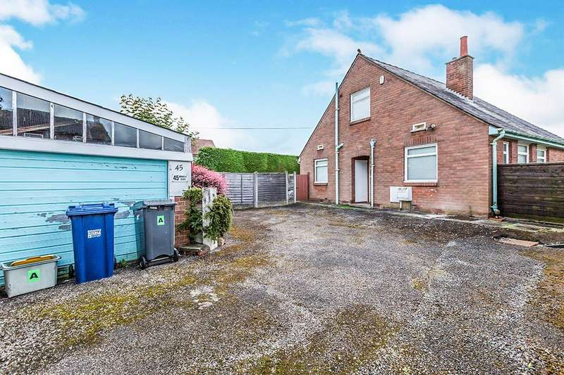 2 Bedrooms Detached Bungalow for sale in Brindle Road, Bamber Bridge, Preston, PR5