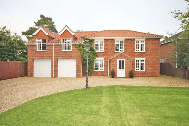 6 Bedrooms Detached House for sale in CASSBROOK DRIVE, FULSTOW