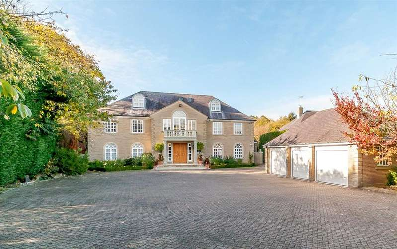 7 Bedrooms Detached House for sale in Chase House, 2 Wigton Chase, Alwoodley, West Yorkshire, LS17