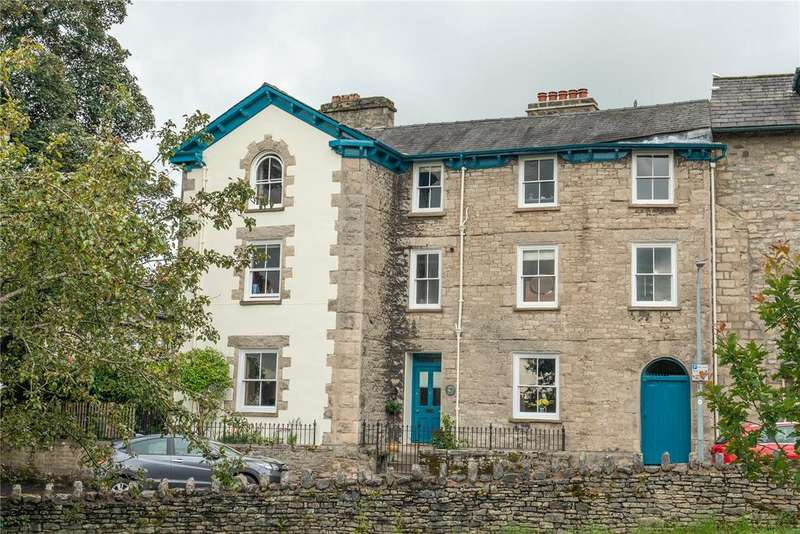 4 Bedrooms Terraced House for sale in Skew Rigg, 5 East View, Kendal, Cumbria