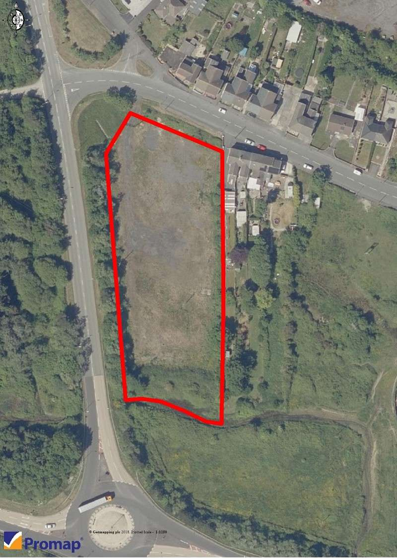 Land Commercial for sale in Land Adjoining Yspitty Road, Bynea, Llanelli, Carmarthenshire. SA14 9TD