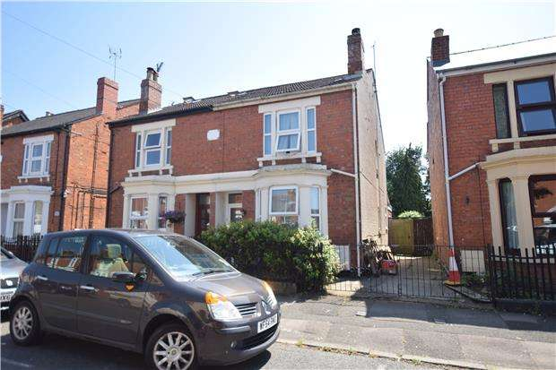 3 Bedrooms Semi Detached House for sale in Tweenbrook Avenue, GLOUCESTER, GL1 5JY