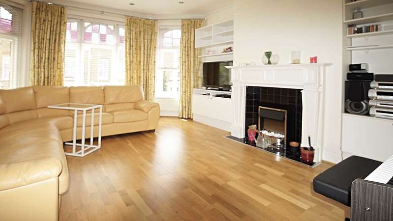 2 Bedrooms Apartment Flat for sale in Castlenau Gardens, London