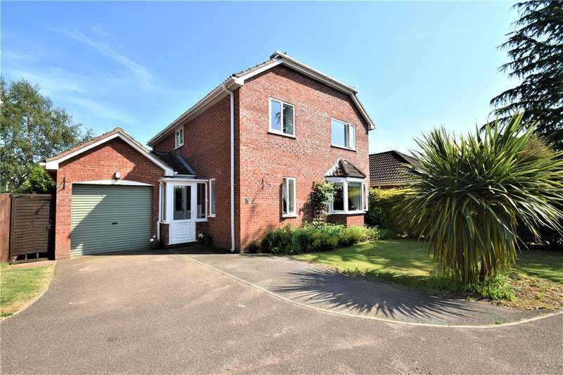 4 Bedrooms Detached House for sale in Pencepool Orchard, Plymtree, Cullompton, Devon, EX15