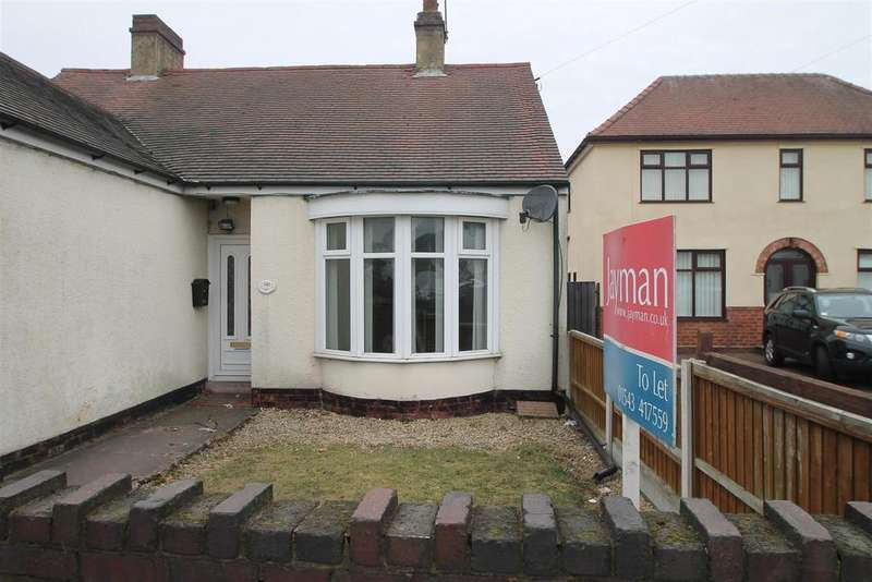 2 Bedrooms Bungalow for rent in Walsall Road, Great Wyrley, Walsall