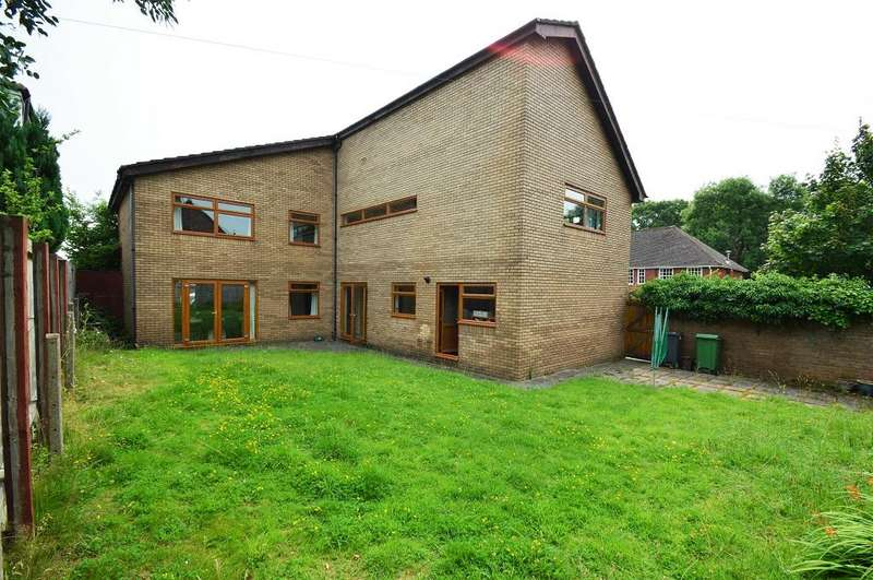 5 Bedrooms Detached House for rent in The Rise CF14