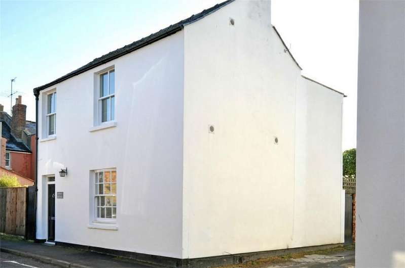 3 Bedrooms Detached House for sale in Tivoli, Cheltenham, Gloucestershire