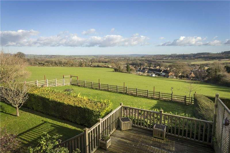 4 Bedrooms Detached House for sale in Park Road, Blockley, Gloucestershire, GL56