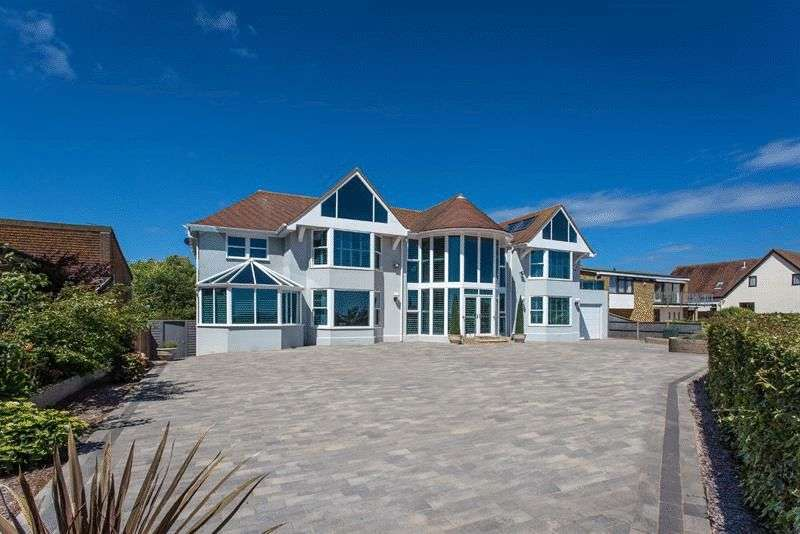 6 Bedrooms Property for sale in Cliff Road Hill Head, Fareham