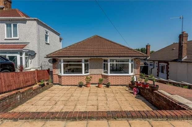 2 Bedrooms Detached Bungalow for sale in Redleaf Close, Belvedere, Kent