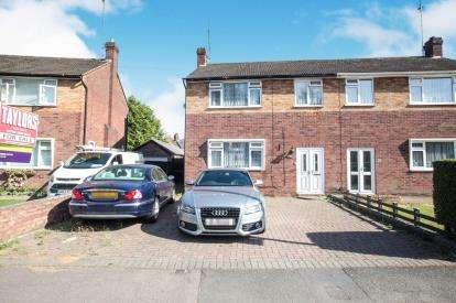 3 Bedrooms Semi Detached House for sale in Meyrick Avenue, Luton, Bedfordshire, .