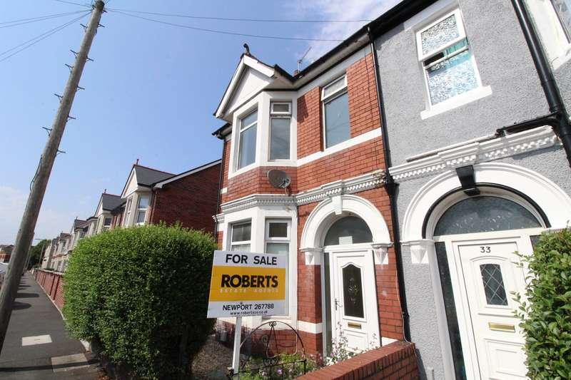 3 Bedrooms Property for sale in Marlborough Road, Newport, NP19