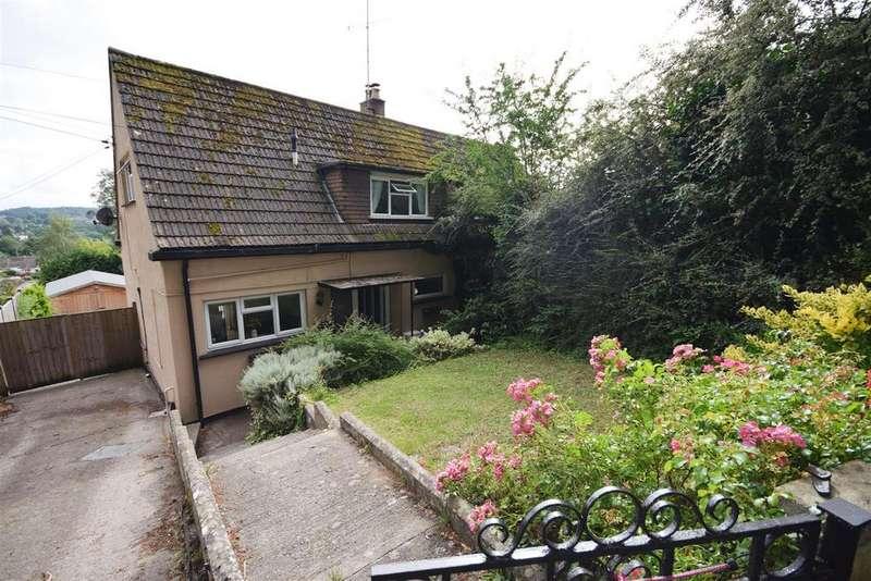 2 Bedrooms Semi Detached House for sale in Kingscourt Lane, Stroud