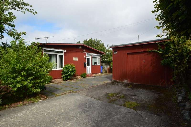 3 Bedrooms Bungalow for sale in Meadowbank Lane, Prestwick, South Ayrshire, KA9 1RX