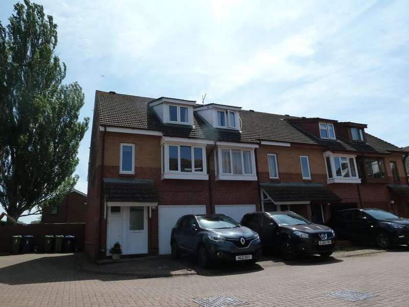 3 Bedrooms End Of Terrace House for sale in Longford Mews, Longford, Gloucester, GL2