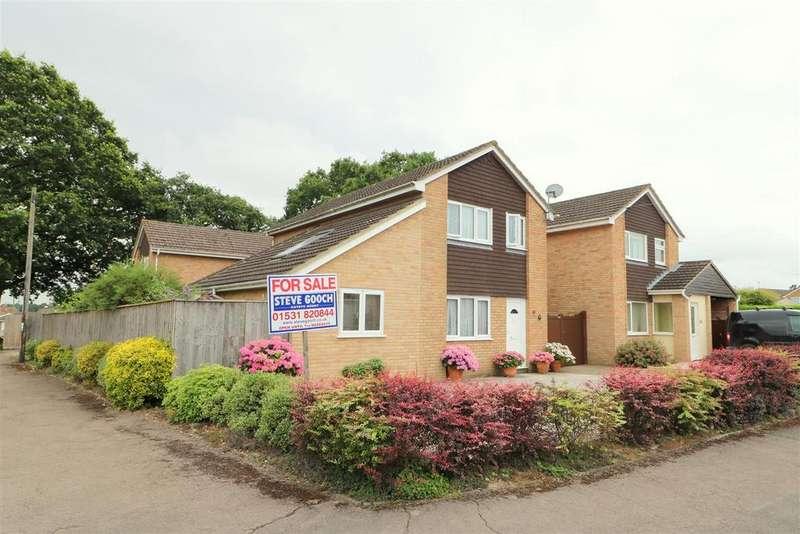 4 Bedrooms Detached House for sale in Elm Grove, Huntley, Gloucester