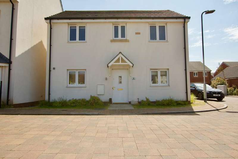 3 Bedrooms Detached House for sale in Brinell Square, Newport, NP19