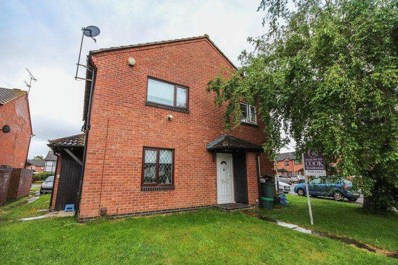 1 Bedroom Terraced House for sale in Willowbrook Drive, Cheltenham