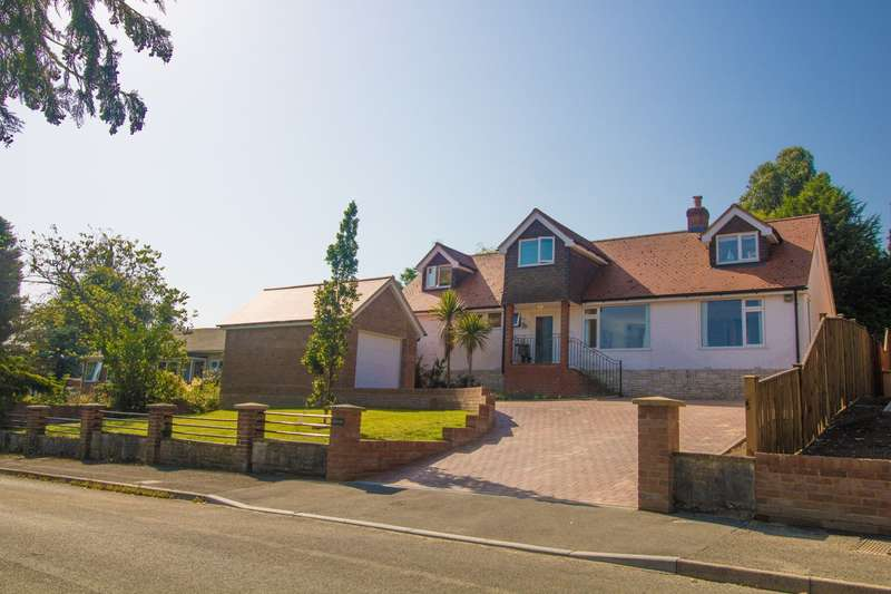 5 Bedrooms Detached House for sale in Knightwood Close, Lyndhurst, SO43