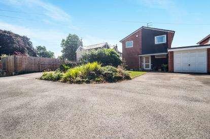 4 Bedrooms Detached House for sale in Sandhurst Road, Gloucester, Gloucestershire, Glos