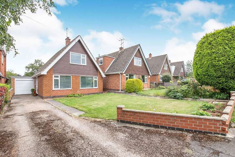 2 Bedrooms Detached House for sale in Turvey Lane, Long Whatton, Loughborough, LE12