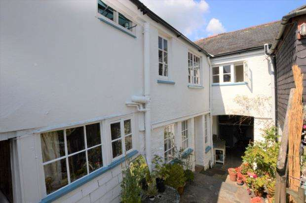 3 Bedrooms End Of Terrace House for sale in Crest Hill, Buckfastleigh, Devon