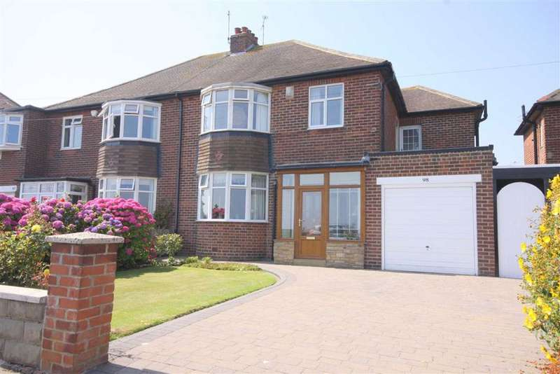 4 Bedrooms Semi Detached House for sale in The Links, Whitley Bay, NE26